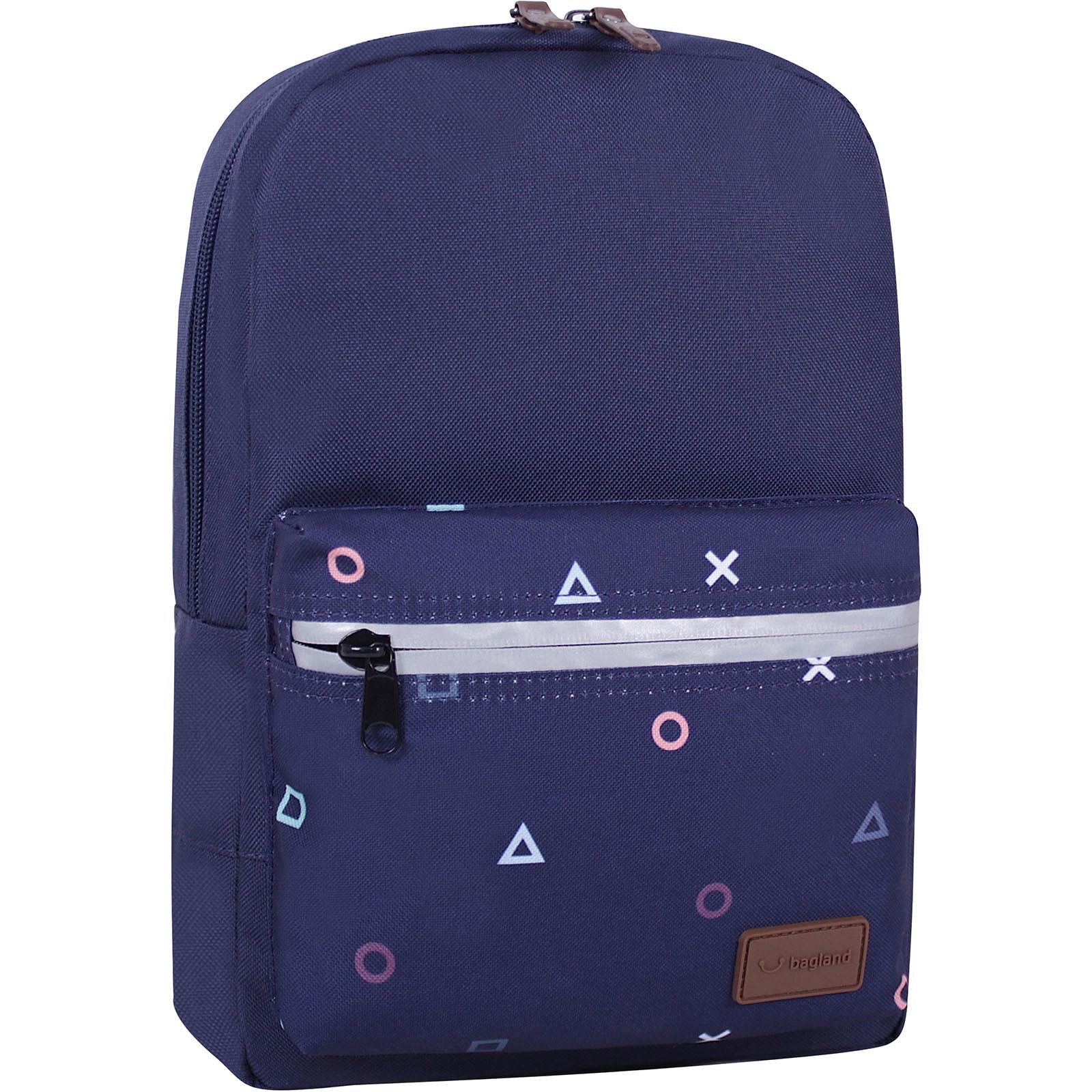 Молодежные рюкзаки Рюкзак Bagland Молодежный mini 8 л. Чернильный 749 (0050866) IMG_8015_суб.749_.JPG