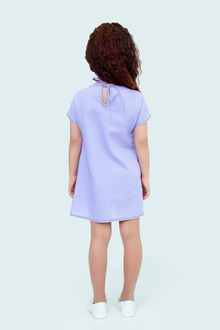Платье детское + без дополнений (артикул 1Л3-3)