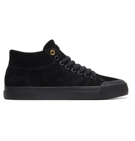 Кеды жен DC Shoes EVAN HI ZERO SE J SHOE 3BK BLACK/BLACK/BLACK