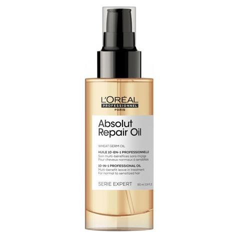 L'Oreal Professionnel Absolut Repair: Многофункциональное масло-уход для волос (Absolut Repair Oil), 90мл