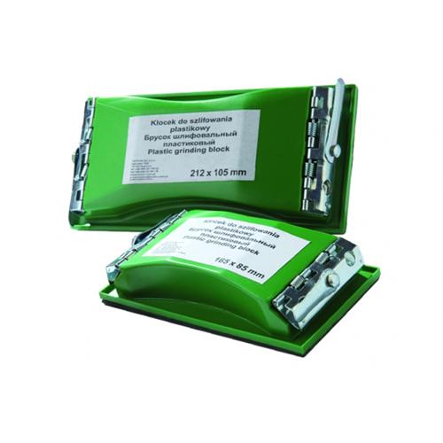 Шлифки Брусок шлифовальный пластиковый 165х87мм TR30388.jpg