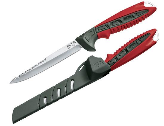 Филейный нож BUCK модель 0021RDS Clearwater Bait Knife