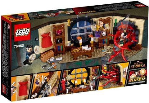 LEGO Super Heroes: Святая святых доктора Стрэнджа 76060 — Doctor Strange's Sanctum Sanctorum — Лего Супергерои