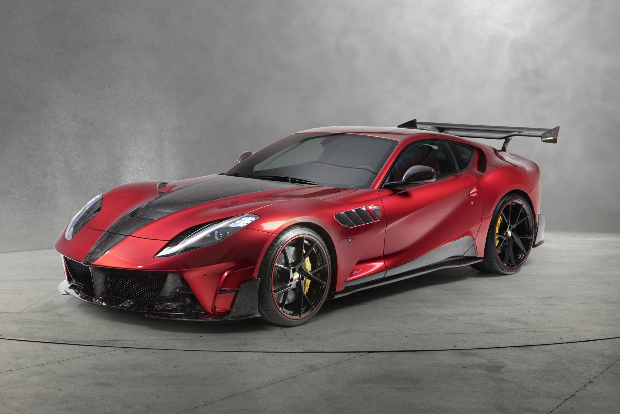 Mansory Body Kit For Ferrari 812 Superfast Buy With Door To Door Worldwide Shipping Hodoor Performance