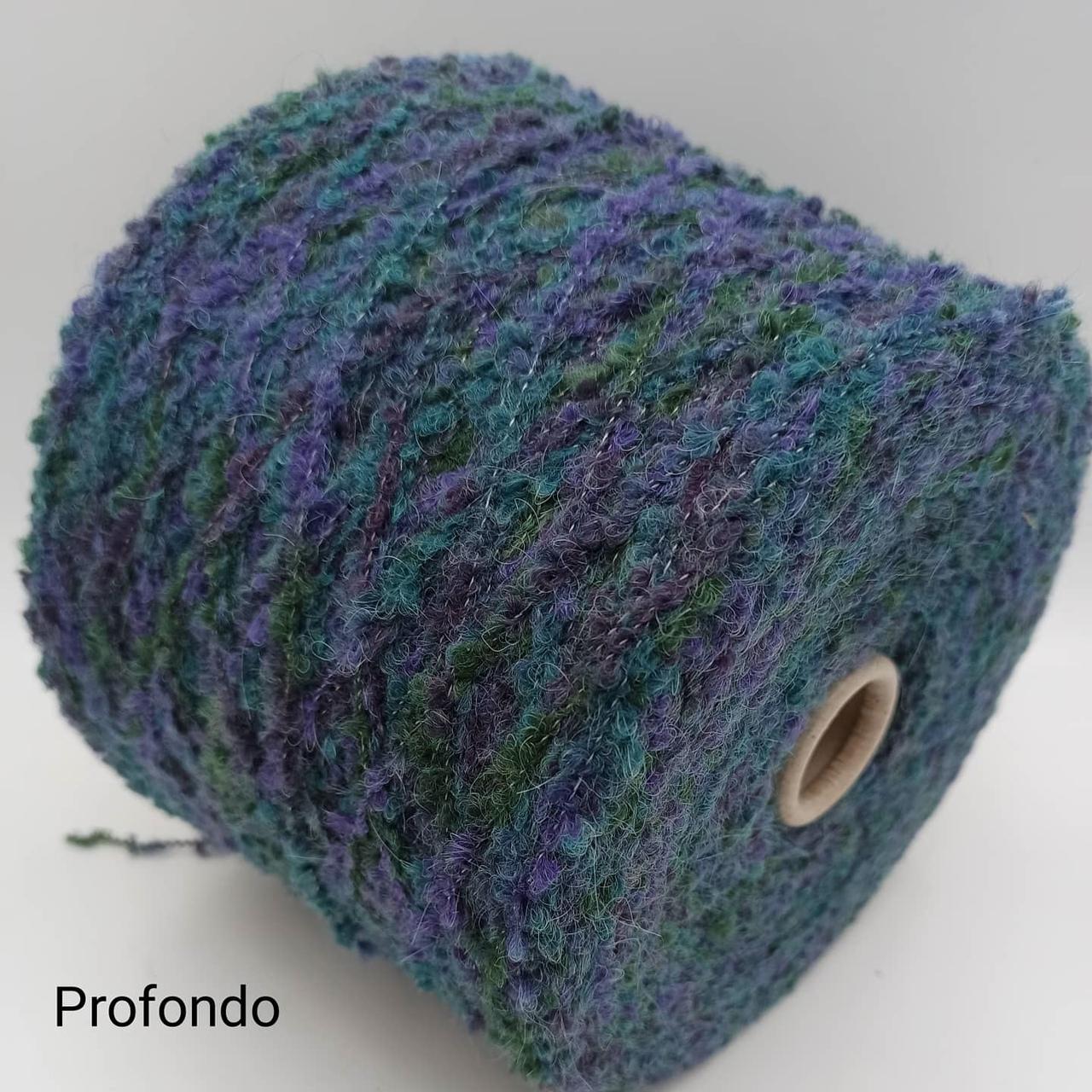 Букле Spuma цвет Profondo
