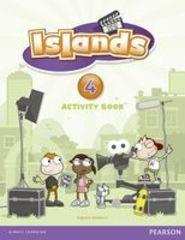 Islands Level 4 Activity Book plus pin code