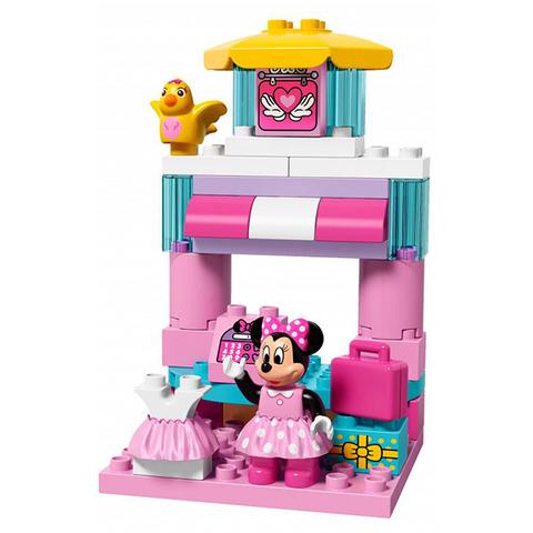 LEGO Duplo: Магазинчик Минни Маус 10844 — Minnie Mouse Bow-tique — Лего Дупло