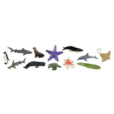 Набор фигурок Обитатели океана, Safari Ltd.