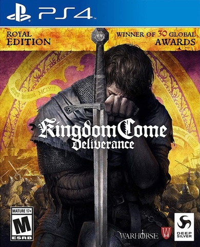 Kingdom Come Deliverance - Royal Edition (PS4, русские субтитры)