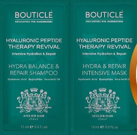Пробник шампунь Hydra Balance & Repair Shampoo/восстанавливающая маска Hydra Balance & Repair Mask