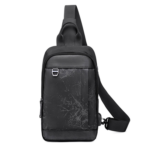 Однолямочный рюкзак Golden Wolf GXB00124 Камуфляж