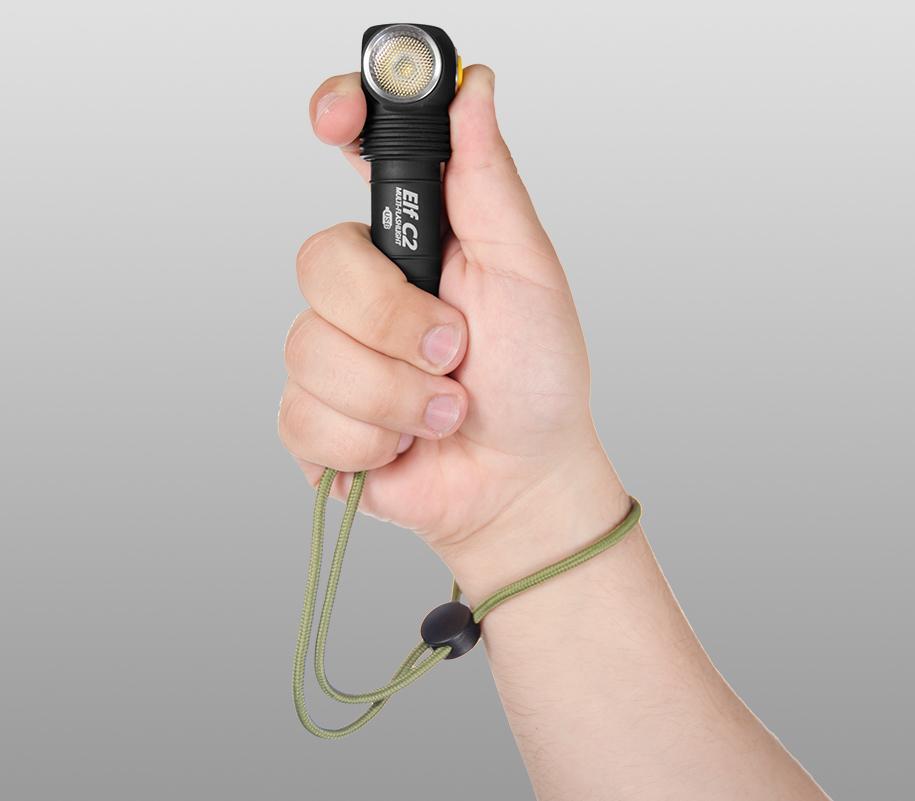 Мультифонарь Armytek Elf C2 Micro-USB - фото 2