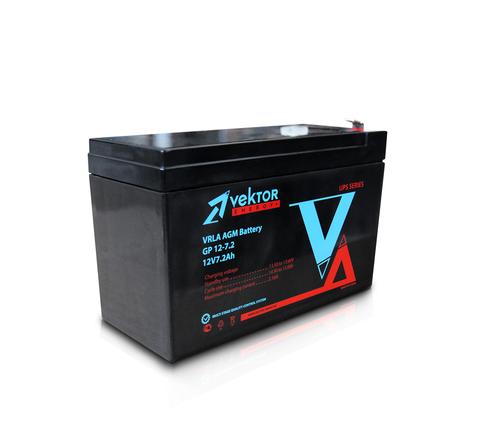 Аккумулятор VEKTOR ENERGY GP 12-7,2