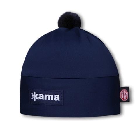 Картинка шапка Kama Aw45 Navy - 1