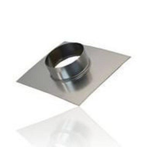 Фланец D 150 оцинкованная сталь