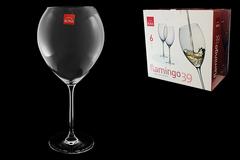 Набор бокалов для вина «Flamingo», 910 мл, фото 1