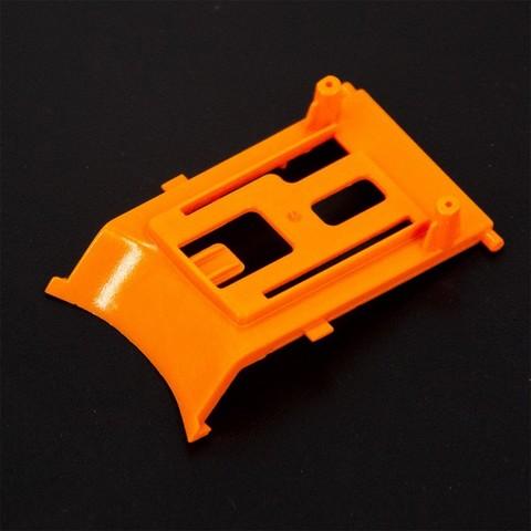 Крышка оранжевая аккумулятора для квадрокоптера MJX X705C - MJX-X705C-16-O