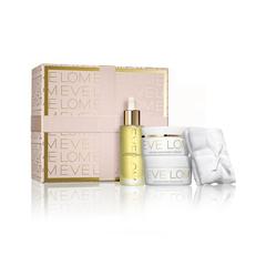 Eve Lom Truly Radiant Gift Set Набор для сияния (Очищающее средство для лица + Масло для лица