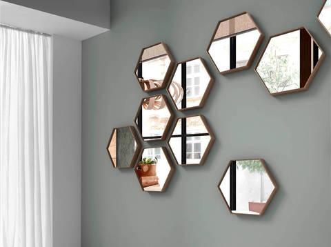 Зеркало Angel Cerda HV-MR45