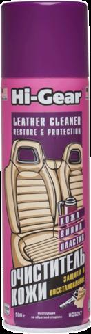 5217 Очиститель-кондиционер для кожи, аэрозоль DOCTOR WAX LEATHER LUX LEATHER CLEANER & CONDITIONE, шт