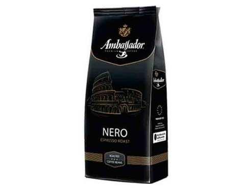 Кофе в зернах Ambassador Nero