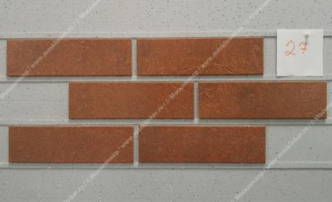 ABC - Granit, Rot, 240х71х10, NF - Клинкерная плитка для фасада и внутренней отделки