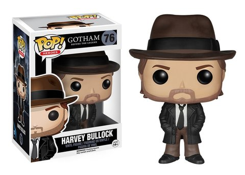 Фигурка POP! Vinyl: Gotham: Harvey Bullock 6247