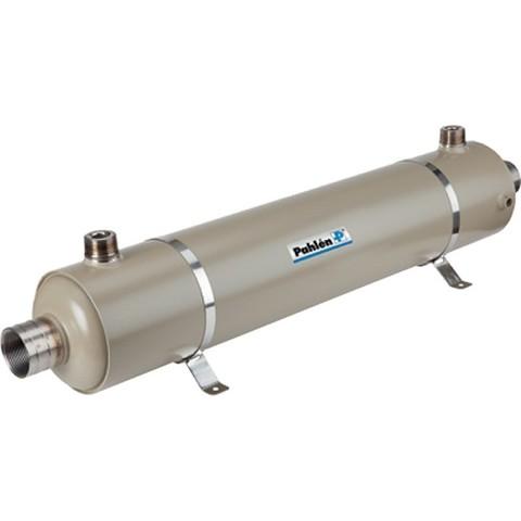 Теплообменник горизонтальный HI-FLO 28 кВт из титана Pahlen