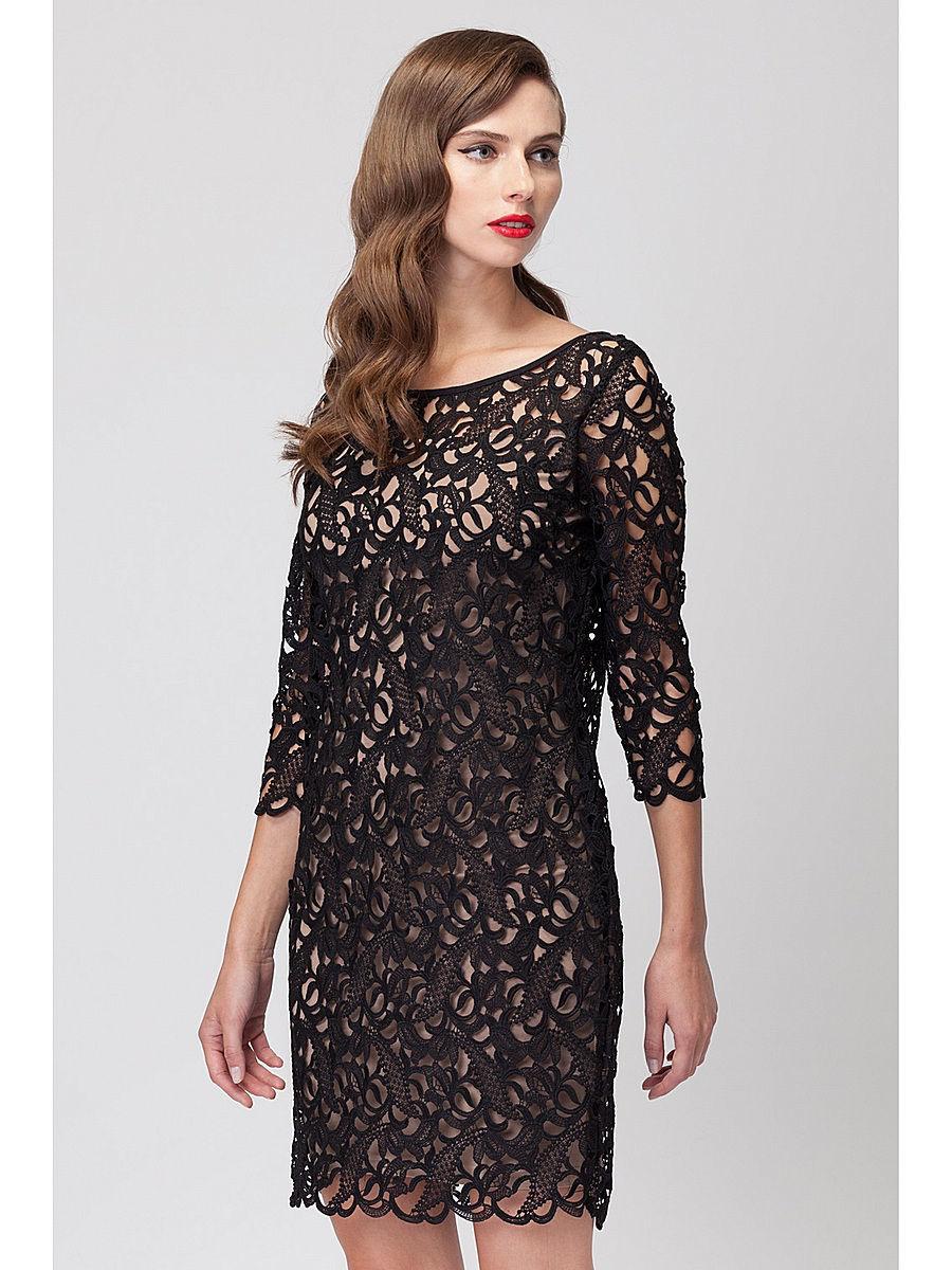 Платья Платье кружевное D22.230 2492791-2.jpg
