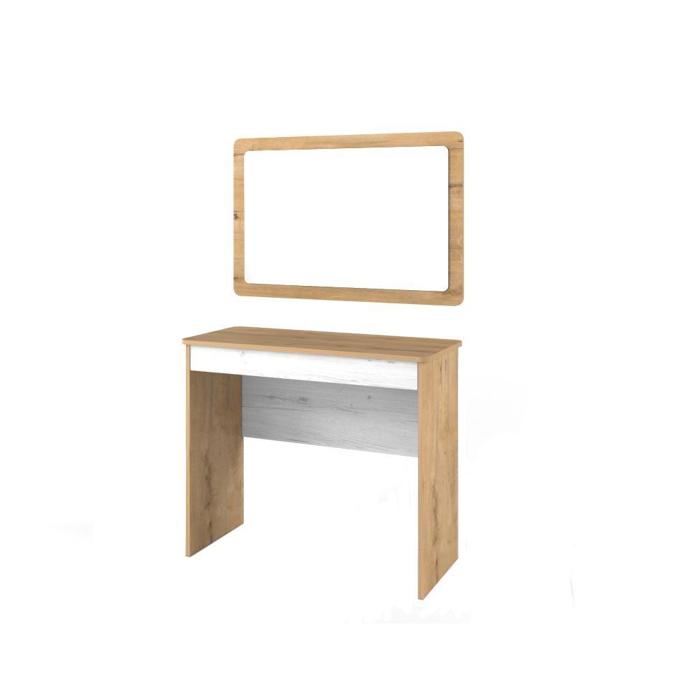 Столик туалетный с зеркалом Риган