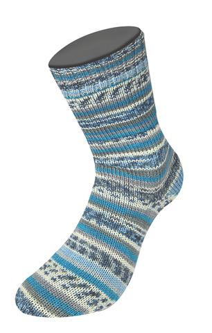 Lana Grossa Meilenweit Nessel Himalaya купить носочную пряжу 5103