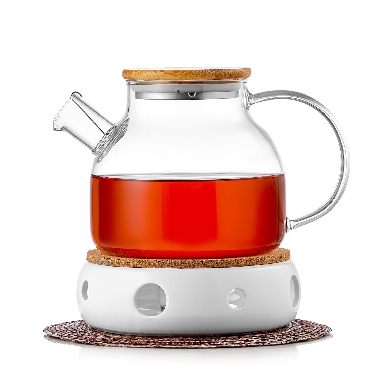 Наборы-Акции Чайник с подогревом свечой Tea_Star_422.jpg