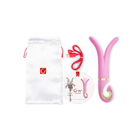 Gvibe - Gvibe 3 Vibrator Candy Pink
