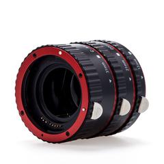 Макрокольца Canon EOS с автофокусом (RED)