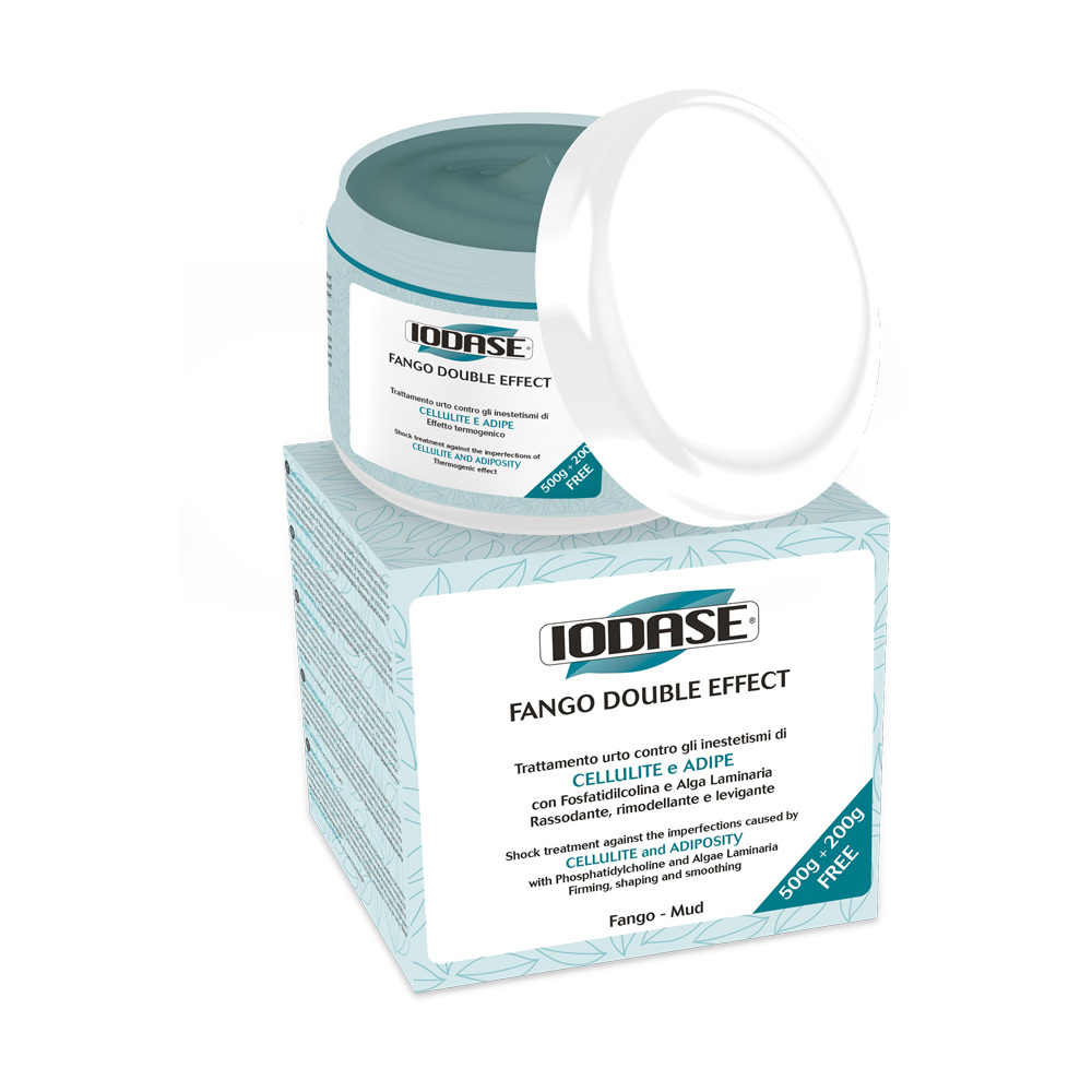 Natural Project Iodase: Грязь косметическая (Iodase Fango Double Effect), 700г/1400г