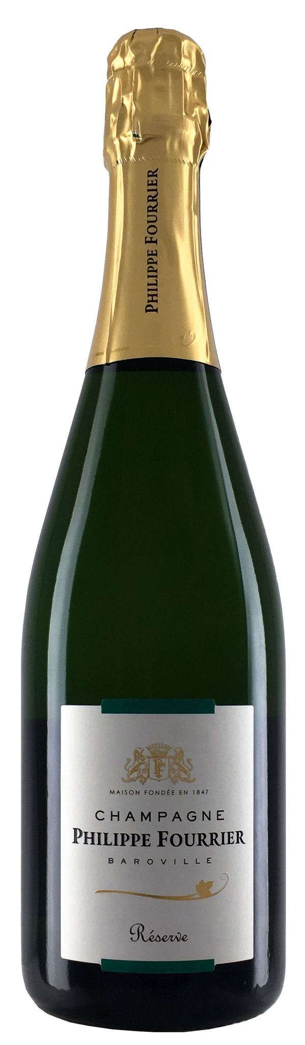Philippe Fourrier Reserve Champagne 0.375л