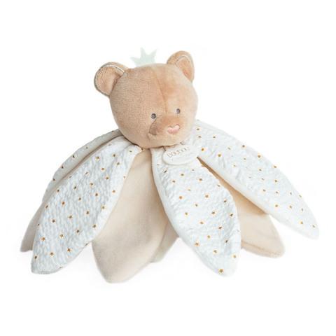 Doudou et Compagnie. Мишка дуду медовый 26 см из коллекции ATTRAPE REVE