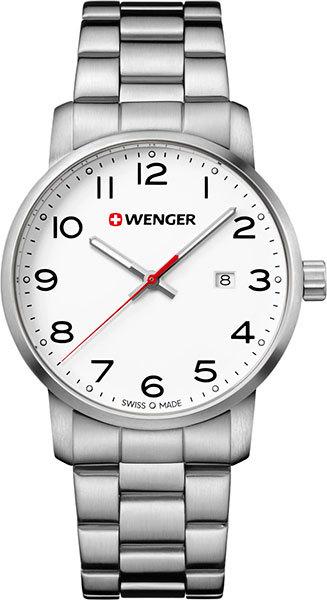 Мужские часы Wenger 01.1641.104