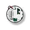 Электронный блок аварийного светильника для освещения проходов к эвакуационным выходам iTECH подключается к клеммной колодке при помощи специального разъема