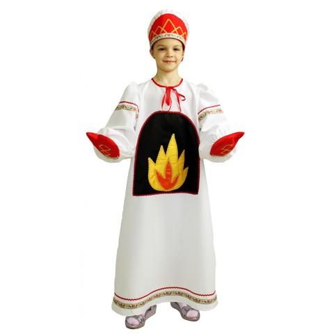 Карнавальный костюм Печка детский