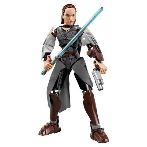 LEGO Star Wars: Рей 75528 — Rey — Лего Звездные войны Стар Ворз