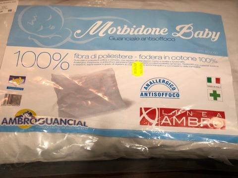 Подушка Morbidone Baby