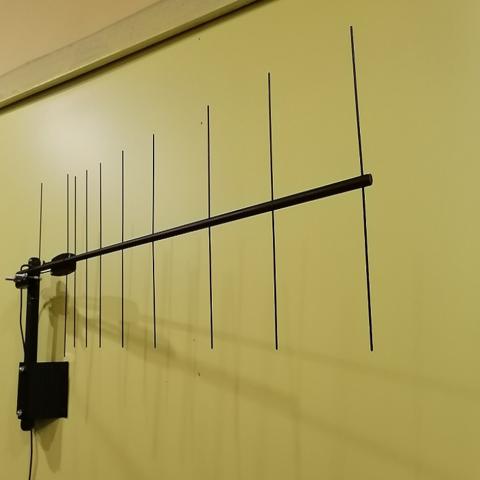 Триада-4391 SOTA/antenna.ru. Антенна LPD 433 МГц направленная с большим усилением