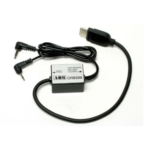 Кабель для записи на магнитофон AOR CR8200