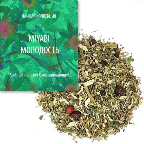 Чайный напиток Miyabi МОЛОДОСТЬ