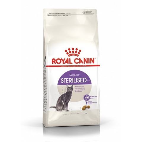 Royal Canin Sterilised 37 10 кг