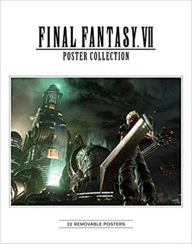 SQUARE ENIX: Poster Collection Final fantasy vii