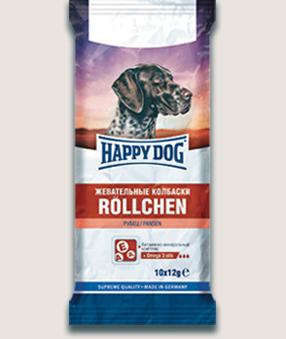 Happy Dog Лакомство для собак Happy Dog Жевательные колбаски с рубцом Szhevatelnye_kolbaski_rubec.jpg