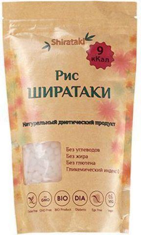ШИРАТАКИ Рис, 340 гр. (Ширатаки)