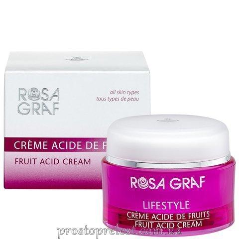 Rosa Graf Fruit Acid Cream - Крем с фруктовыми кислотами